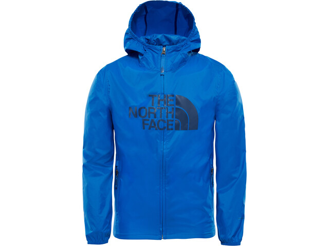 The North Face Flurry Wind Hoodie Barn turkish sea/cosmic blue